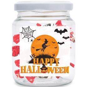 Pot de bonbons Halloween