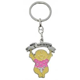 Porte-clés Bébé Fille