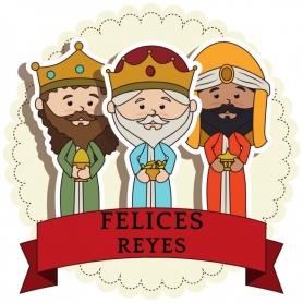 Sucette rois mages