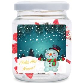 Bonbons cadeau Noël