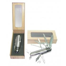 Coffret cadeau homme original couteau multifonction