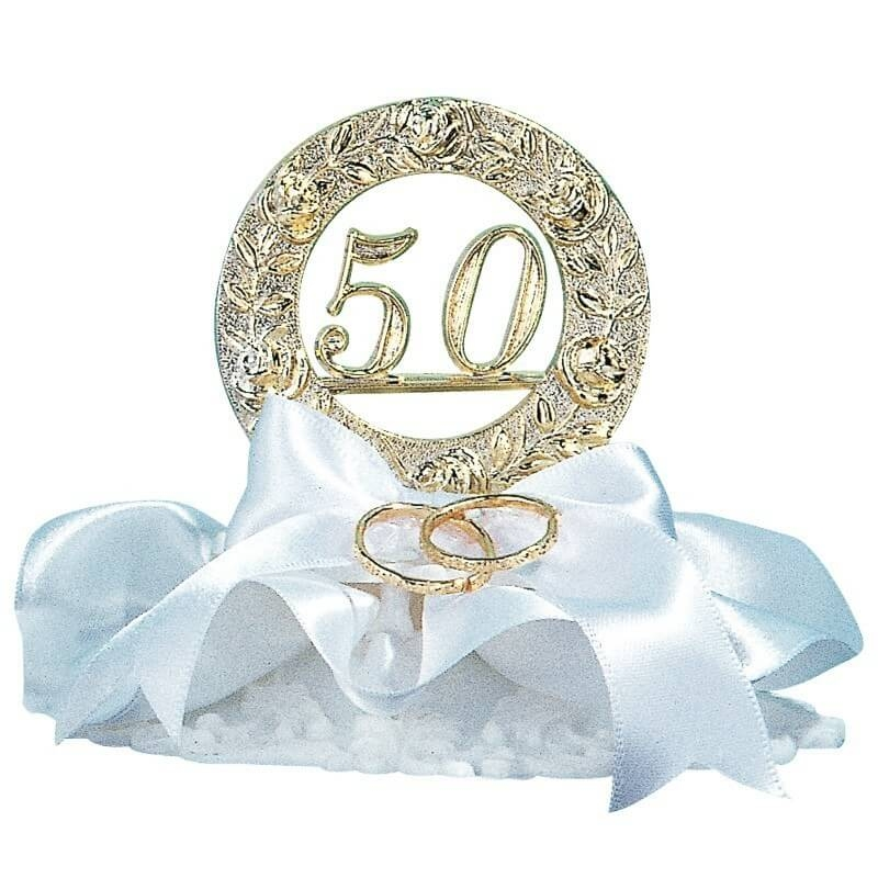 figurine gateau mariage 50 ans anniversaire. Black Bedroom Furniture Sets. Home Design Ideas