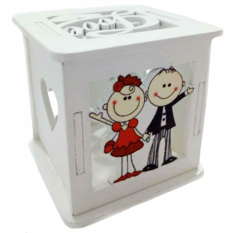 Petites boîtes mariage