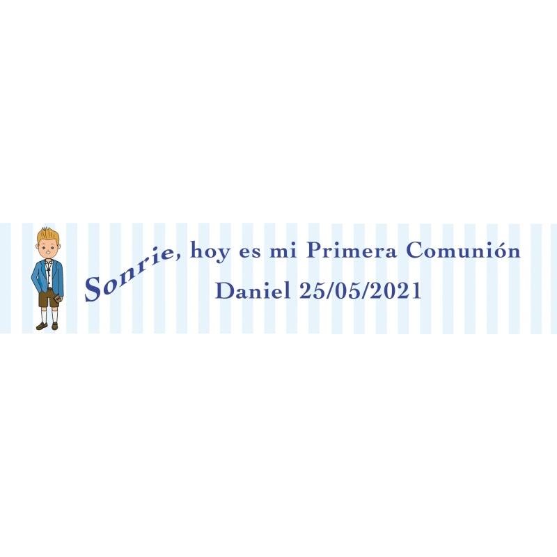 Autocollant enfant communion