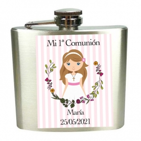 Flacon communion girl