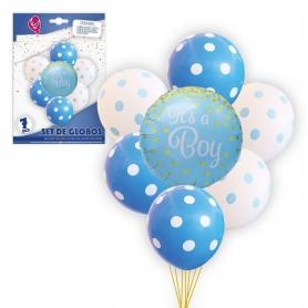 Pack de ballons de naissance