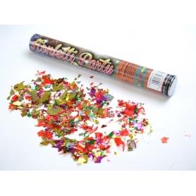 Grand canon à confettis