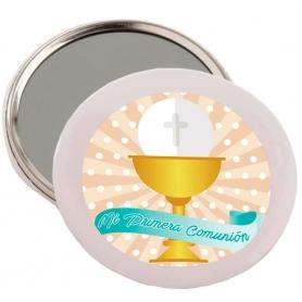 Feuille de miroir de communion