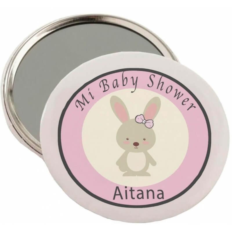 Miroir de douche de bébé