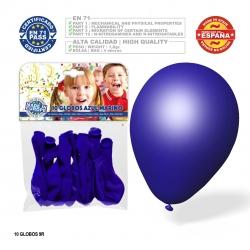 Pack ballon bleu marine