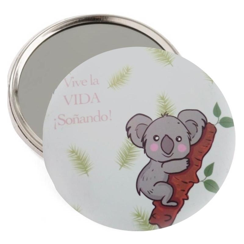 Miroir Phrase et Koala