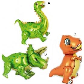 Ballons dinosaures