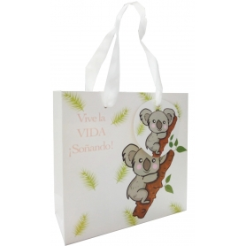 Petit sac cadeau koala
