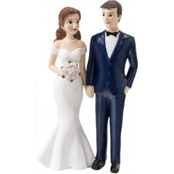 Gâteau de mariage figure