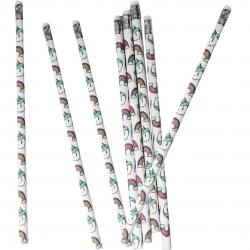 Crayon joli licorne