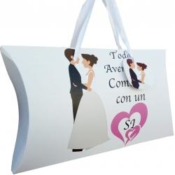 Coffret cadeau de mariage