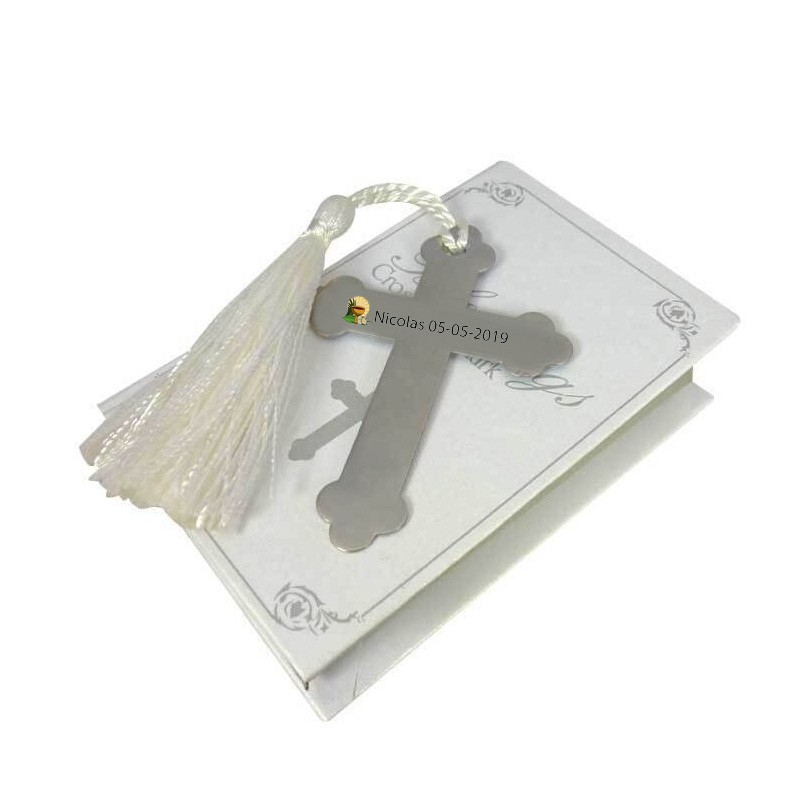 Marque Page pour Communion