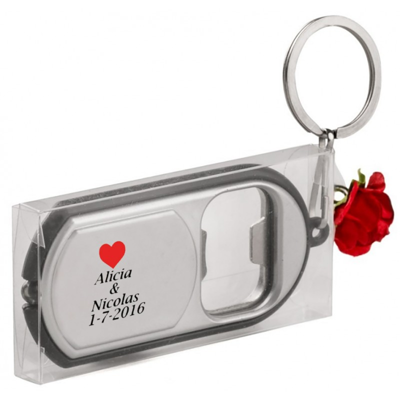 Ouvre Bouteille pour Mariage