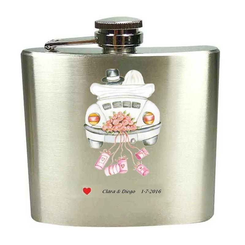 Flasque Cadeau mariage