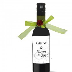 Bouteille Vin Cadeau Invite...
