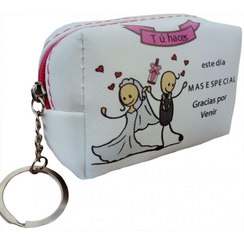 Porte-monnaie de mariage original