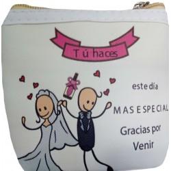 Porte-monnaie de mariage