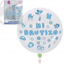 Ballon déco baptême