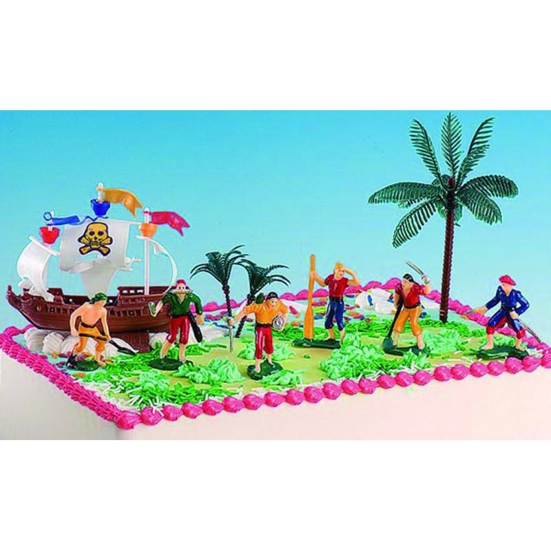 Kit gâteau pirate