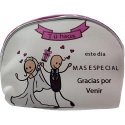 Monedero boda detalle