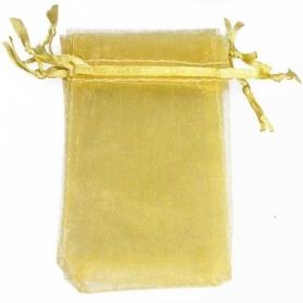 Pochette decoration cadeaux organza pas cher