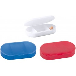 Boîte à pilules Trizone