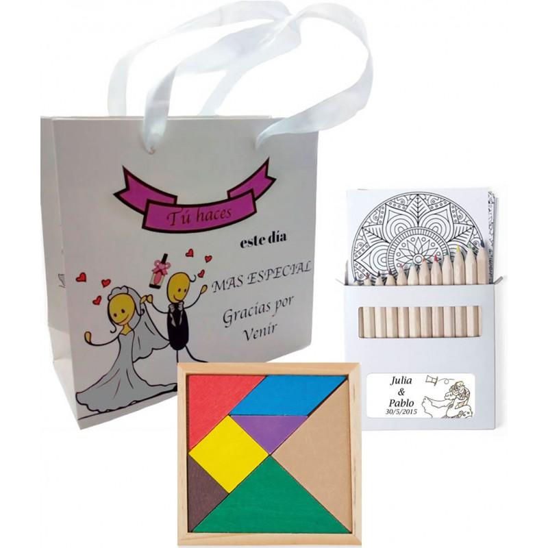 Kit de mariage pour enfants