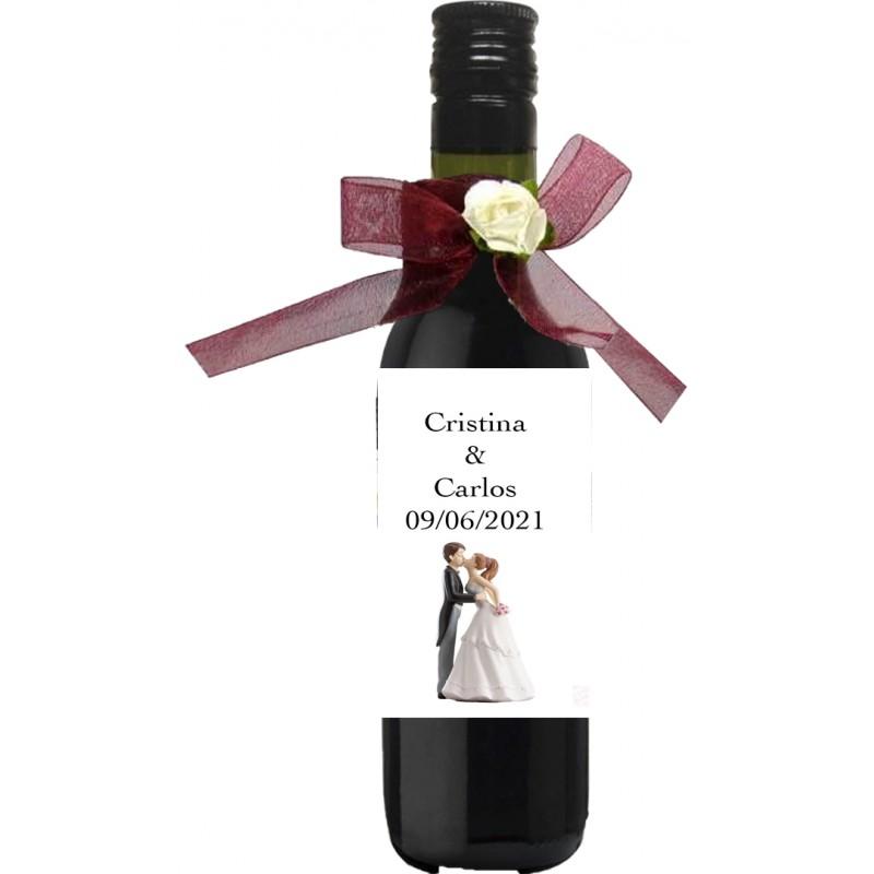 Mariage au vin rouge