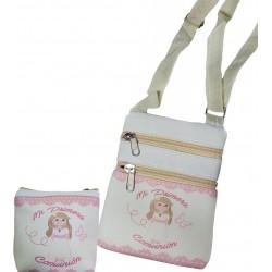 Cadeau de communion pour fille, sac à main avec sac à main