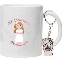 Tasse de communion avec porte-clés
