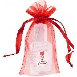 Gel hydroalcoolique avec sac et personnalisé pour les...