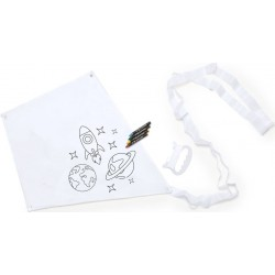 Fun Space Kite pour enfants personnalisable