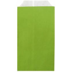 Enveloppe en papier kraft vert