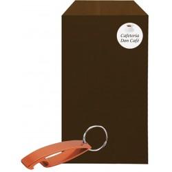 Porte-clés décapsuleur avec...