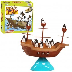 Jeu de société Pirate Pingouins à la mer