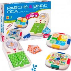Set 3 jeux de société pour enfants