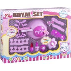 Set jouet manucures et accessoires Fun Beauty