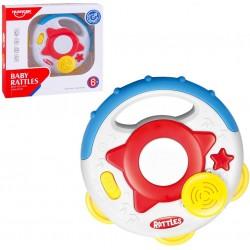 Jouets d'activités amusantes pour bébés 14 CM