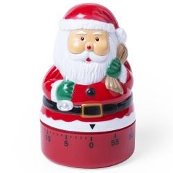 Minuterie de cuisine papa Noël