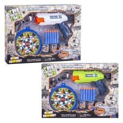 Pistolet à fléchettes jouet