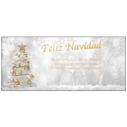 Carte voeux de Noël