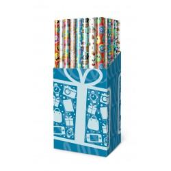 Rouleau de papier d'emballage pour enfants bon marché...