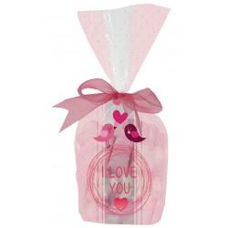 Sacs de bonbons bon marché pour la Saint-Valentin
