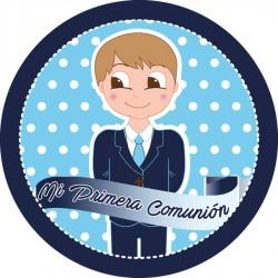 Autocollants Décoratifs pour Communion