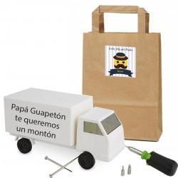 Trousse à outils personnalisée pour le cadeau de la fête...